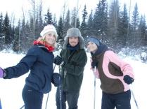 Ski Triplets