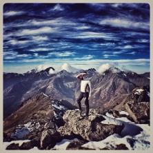 Bird Ridge Lookout Alaska