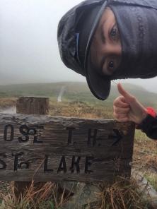 Double Lost Lake Alaska