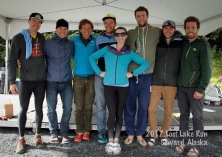2017 Lost Lake Team COG